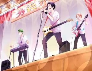 Shutoku High 8